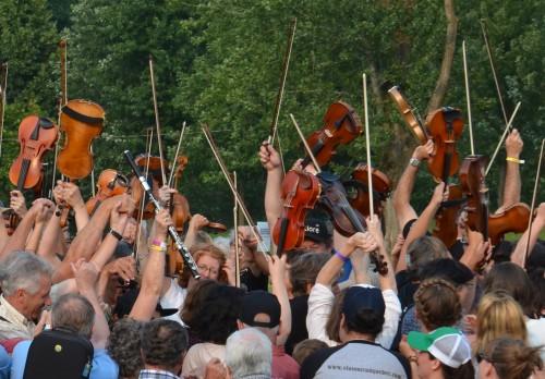 Picture Camp violon TRAD-2014 680
