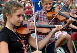 Picture Camp violon TRAD-2014 787