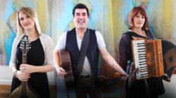 Le trio acadien Vishtèn